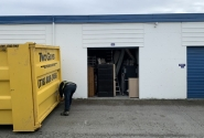Storage Locker Junk Removal Burnaby